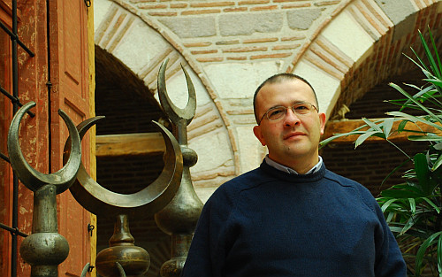 [ Serhan Gungor, professional tour guide, Ankara, Turkey ]